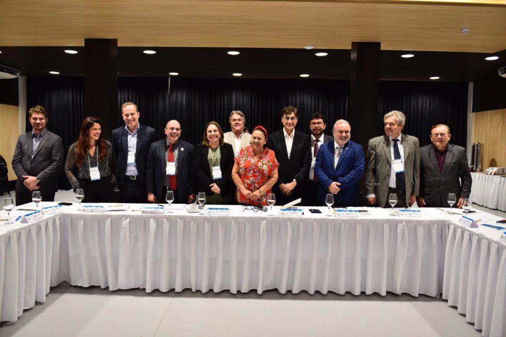 Sergipe participa do encontro nordestino das empresas distribuidoras de gás em Natal através da Sergas