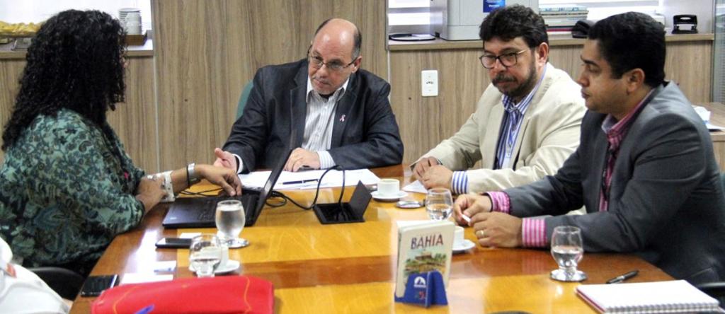 SERGAS participa de reunião na Bahia sobre a oportunidade de fornecimento à FAFEN