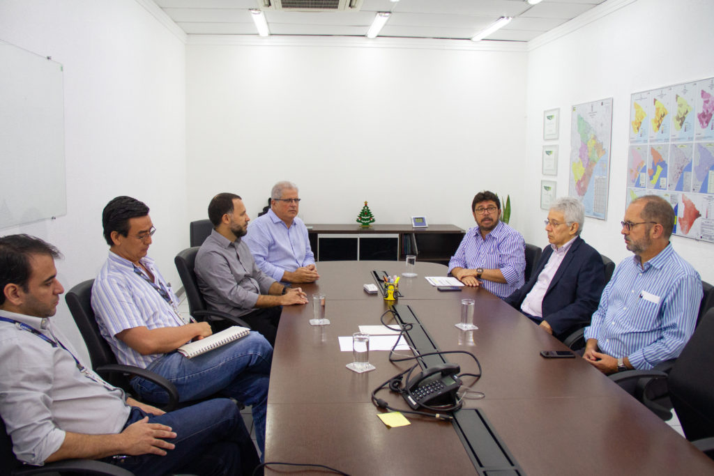 Governo e SERGAS dialogam com representantes de postos sobre ICMS do Gás veicular
