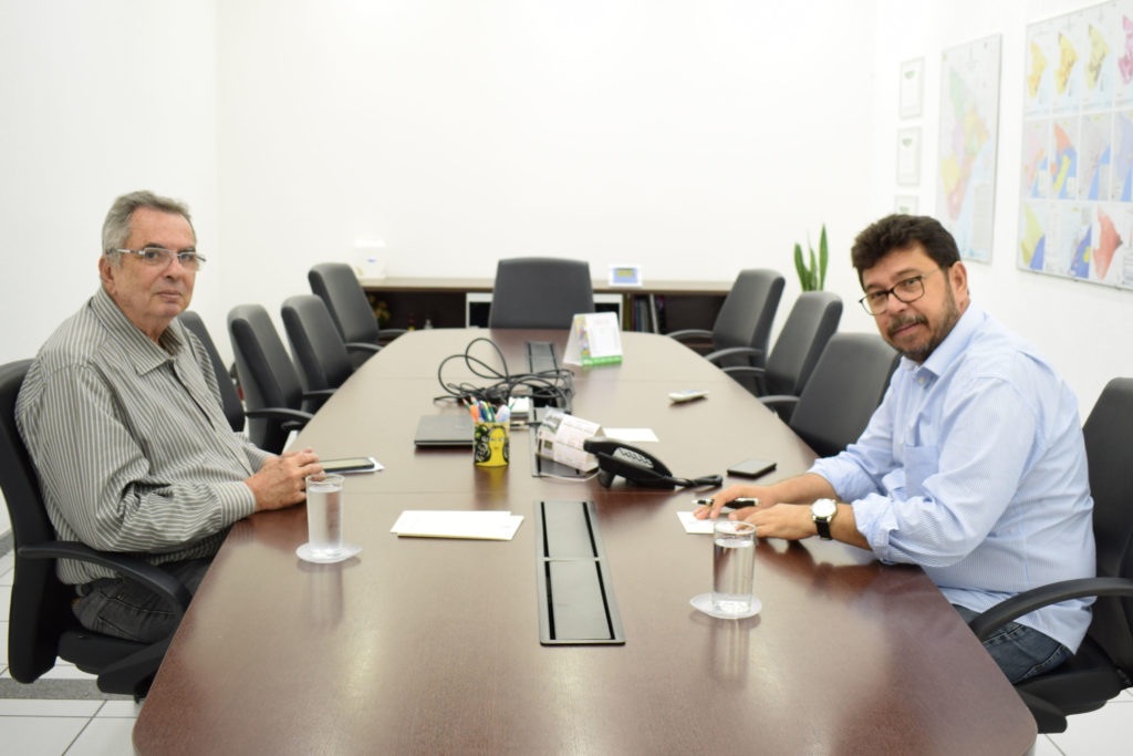 SERGAS e EMURB dialogam sobre obras na capital