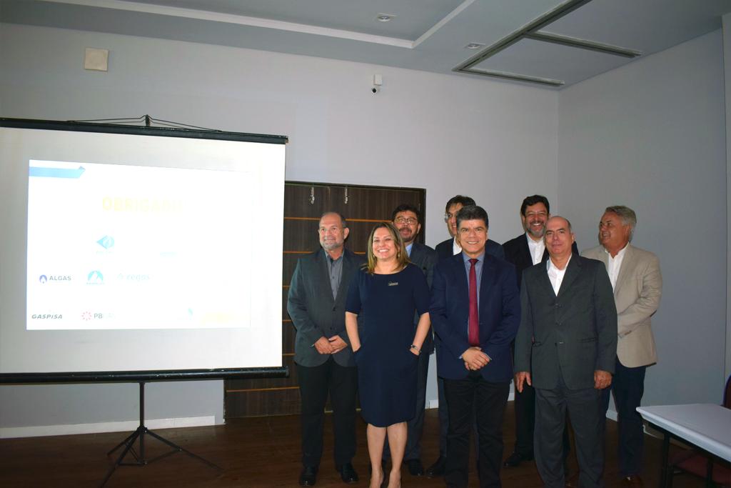 Sergas participa de reunião das empresas de Gás do Nordeste