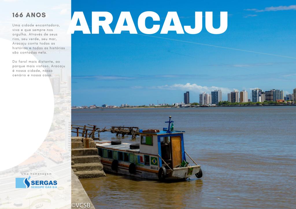 Parabéns Aracaju!